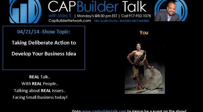 Taking Deliberate Action