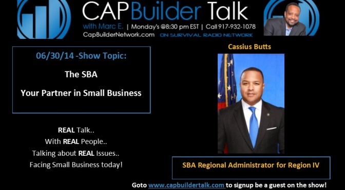 The SBA Your Partner In Small Business