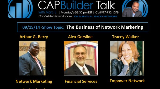 The Business of Network Marketing