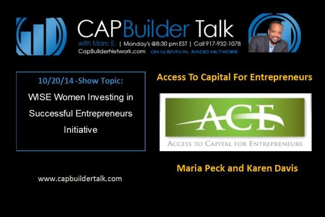 Women Investing In Successful Entrepreneurs Initiative
