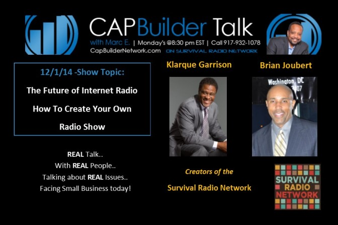 Internet Radio and Creating Your Own Show