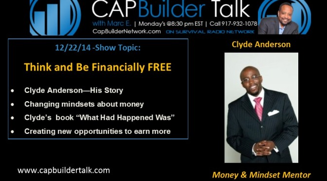 Think and Be Financially FREE