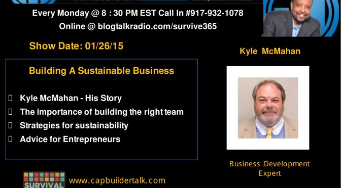 Building A Sustainable Business