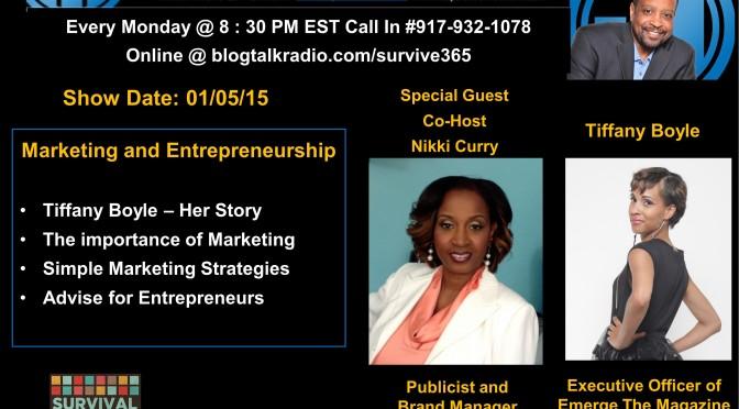 Marketing and Entrepreneurship