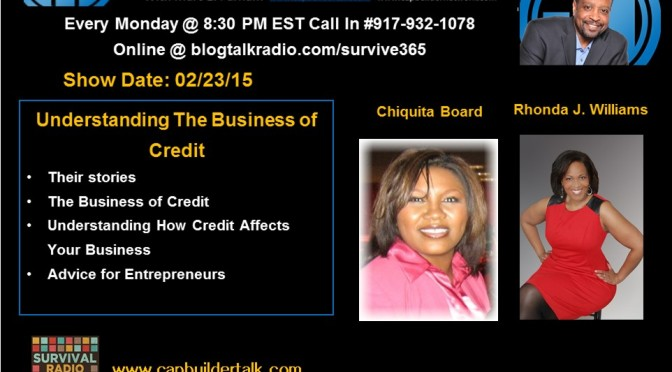 The Business of Credit
