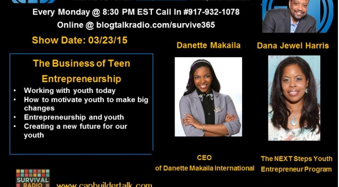 The Business of Teen Entrepreneurship