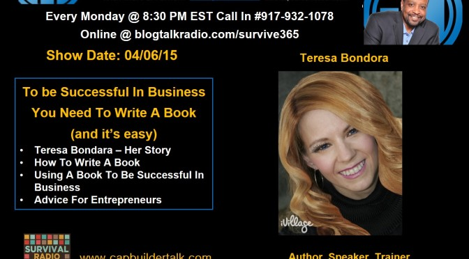To be Successful In Business You Need To Write A Book (and it's easy)