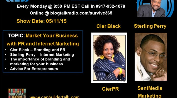 Marketing Your Business – PR and Internet Marketing