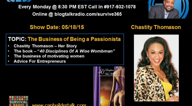 The Business of Being a Passionista