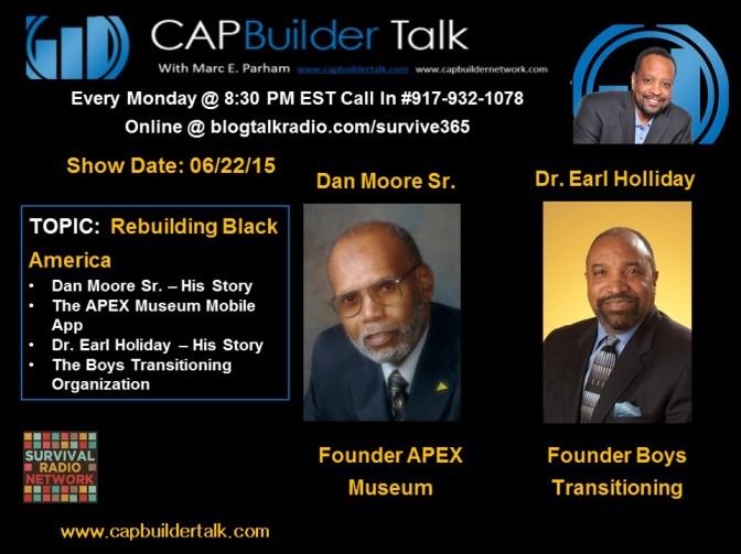 Rebuilding Black America