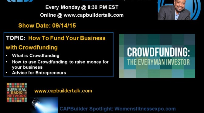 How To Fund Your Business with Crowdfunding