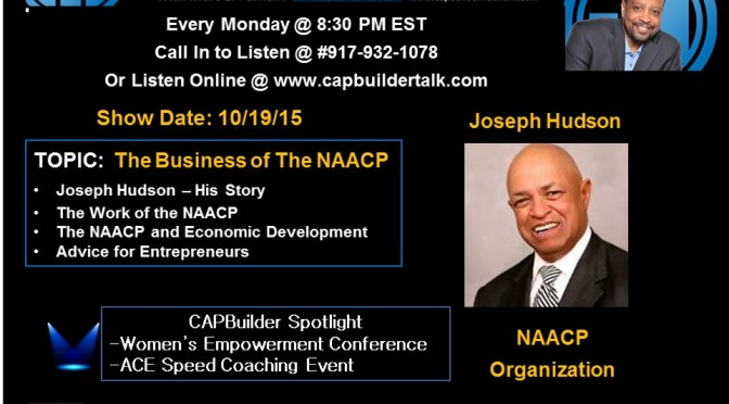 The Business of the NAACP