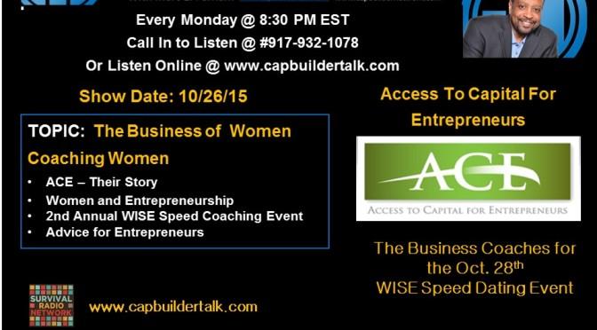 The Business of Women Coaching Women