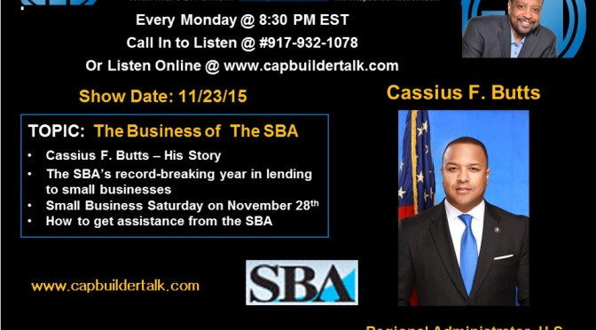 The Business of the SBA