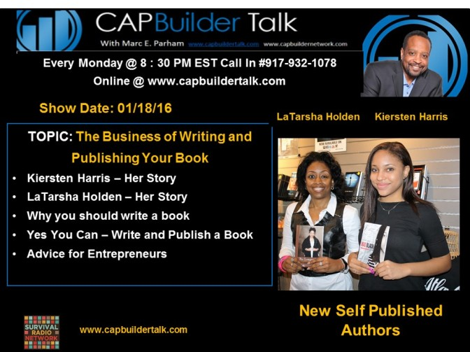 The Business of Writing and Publishing Your Book