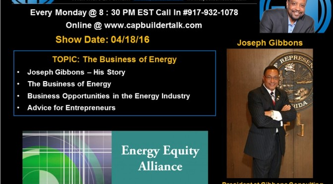 The Business of Energy