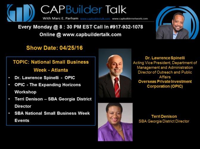 Small Business Week in Atlanta