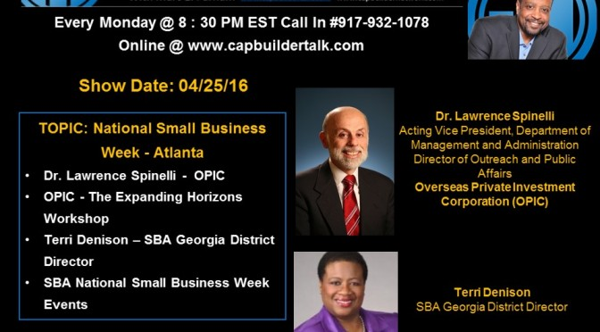 Small Business Week in Atlanta