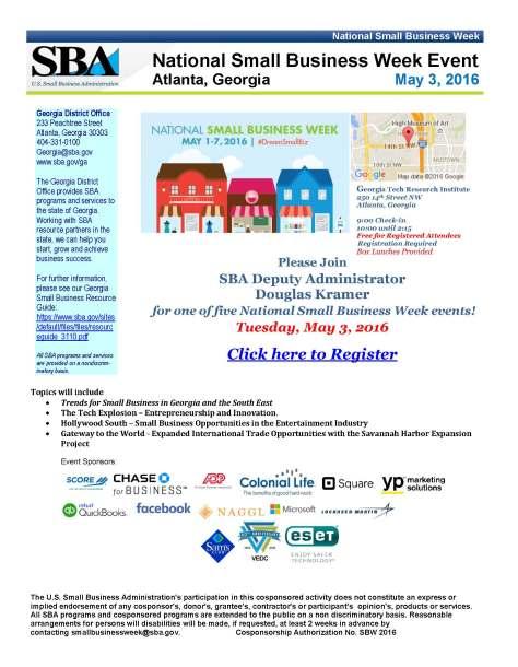 NSBW ATL Flyer with Registration Link
