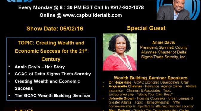 Creating Wealth and Economic Success for the 21st Century