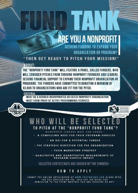 Nonprofit Fund Tank 2016 2