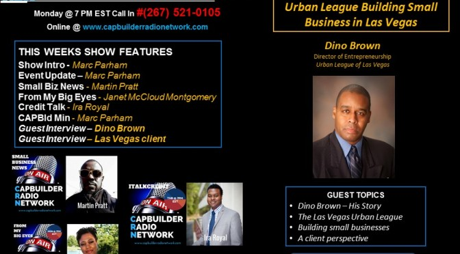 Urban League Building Small Business in Las Vegas