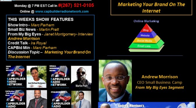 Marketing Your Brand On The Internet