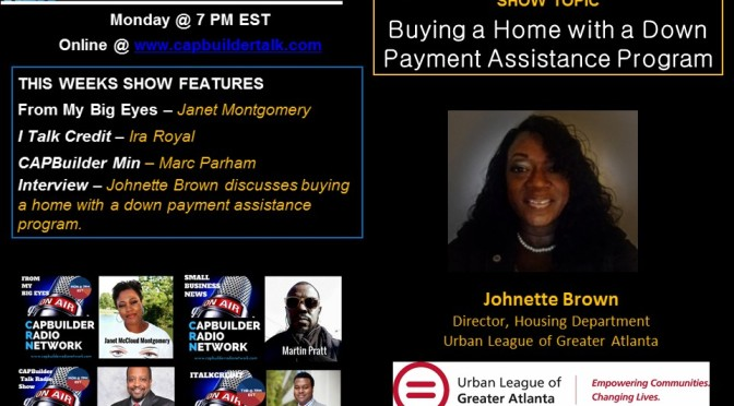 Buying a Home with a Down Payment Assistance Program