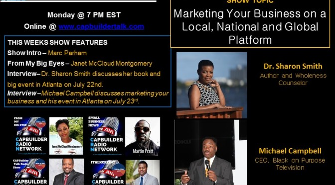 Marketing Your Business on a Local, National and Global Platform