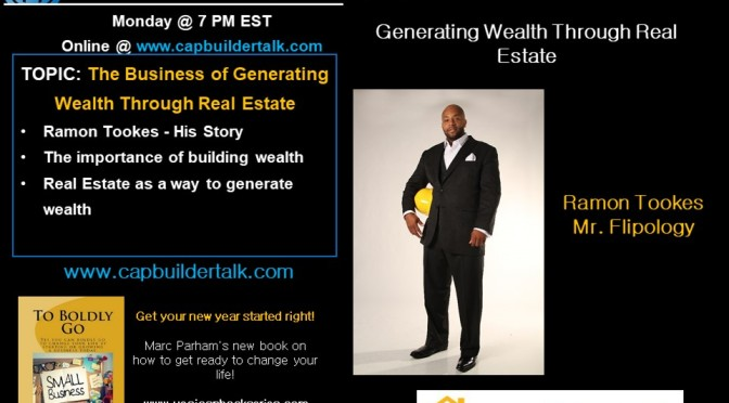Generating Wealth Through Real Estate