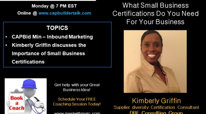 What Small Business Certifications Do You Need For Your Business