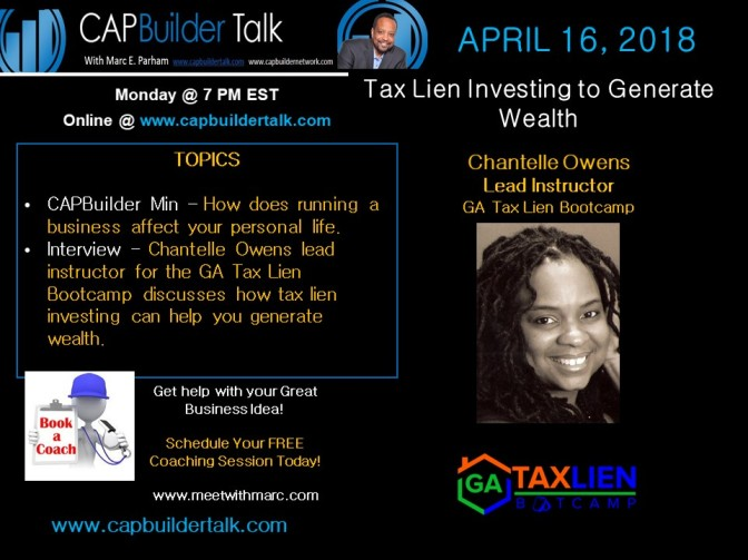 Tax Lien Investing to Generate Wealth