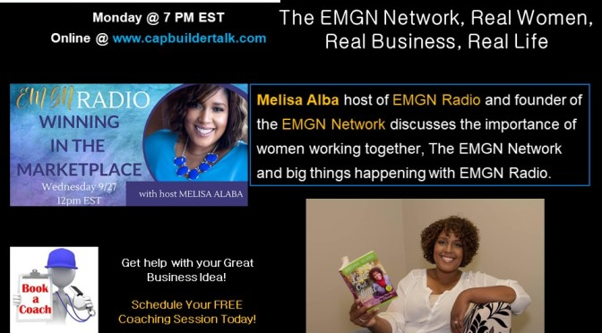 The EMGN Network, Real Women, Real Business, Real Life
