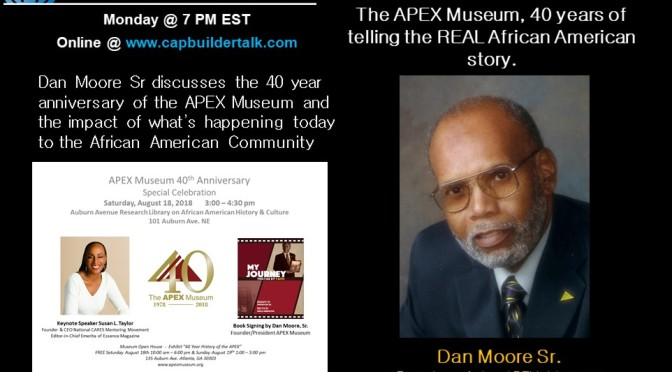 The APEX Museum, 40 years of telling the REAL African American story.