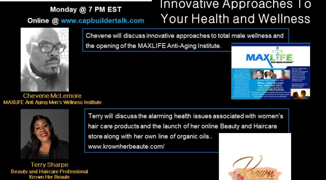 Innovative Approaches To Your Health and Wellness