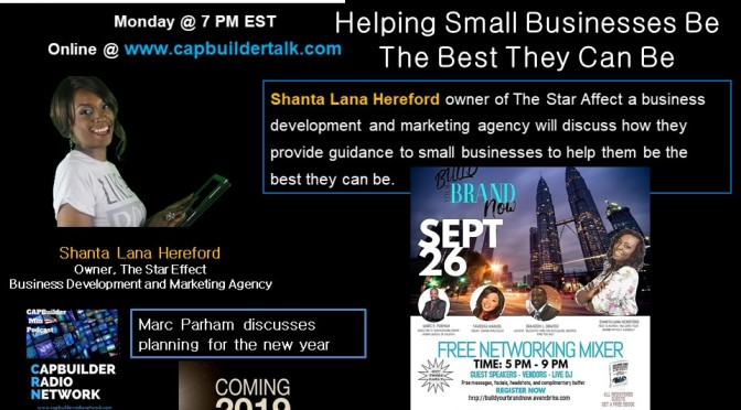 Helping Small Businesses Be The Best They Can Be
