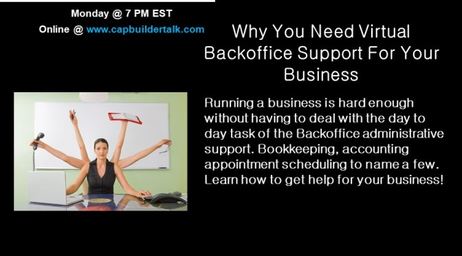 How Virtual Back-Office Support Can Help Your Business