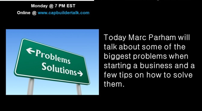 Tips on solving some of the biggest problems starting a business.