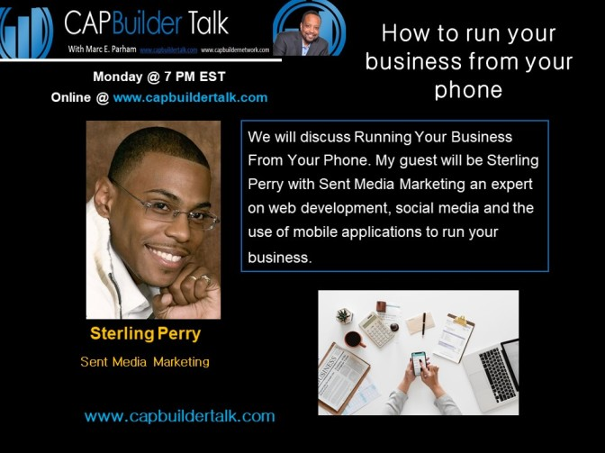 How to run your business from your phone