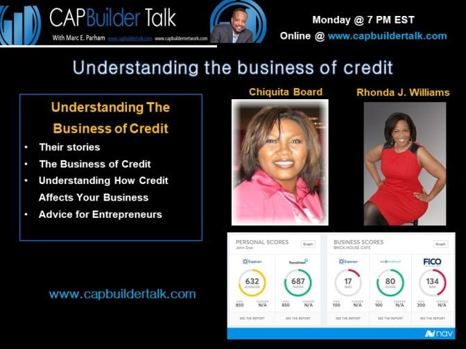 Understanding the business of credit