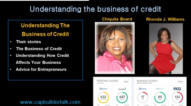 Understanding the business of credit