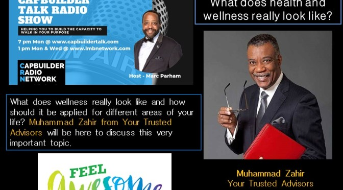 What does health and wellness really look like?
