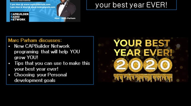 Tips on making this your best year EVER!